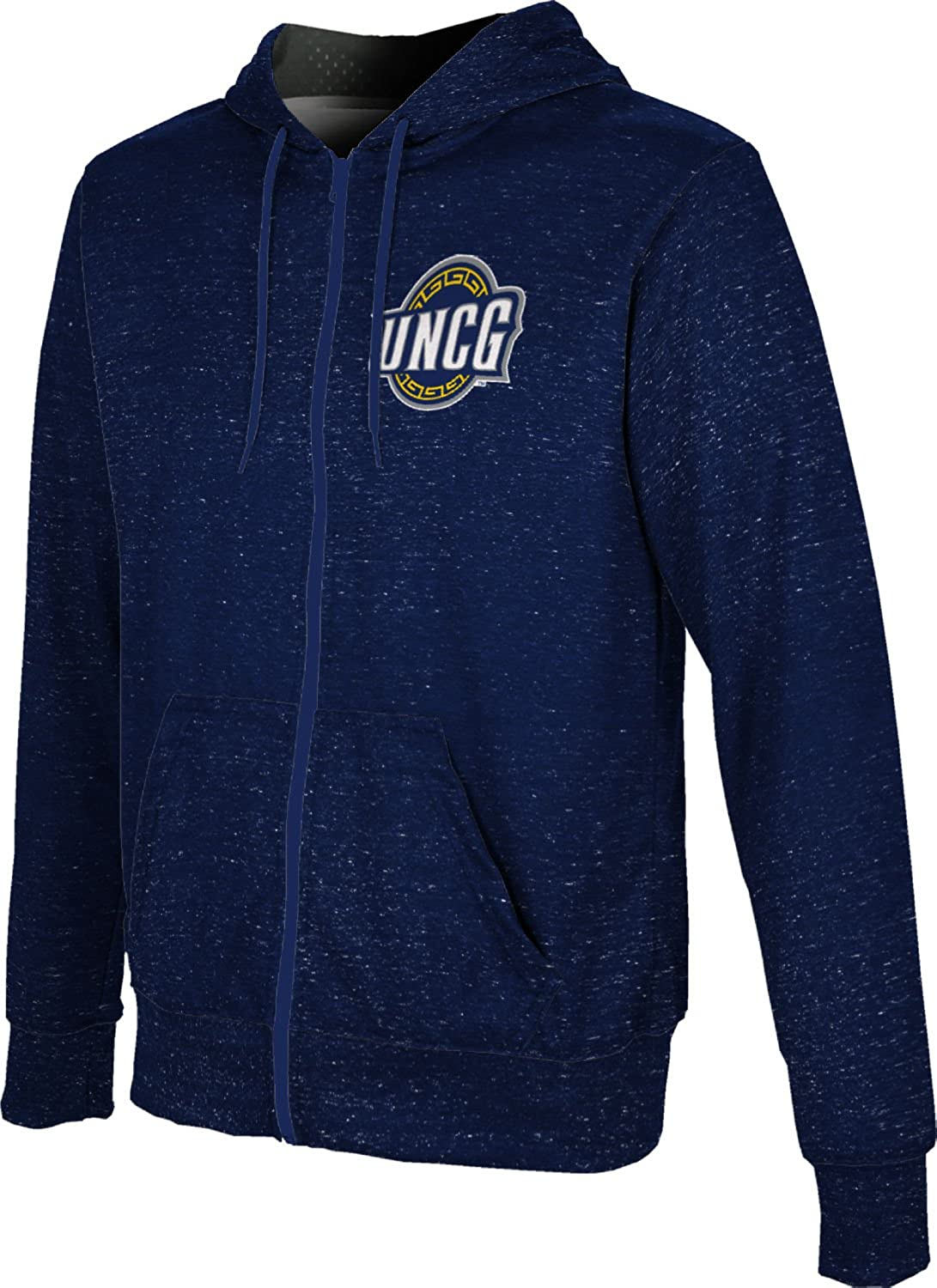 ProSphere University Of North Carolina at Greensboro Boys Fullzip Hoodie Heather