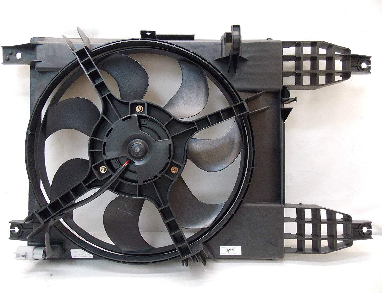 Sunbelt Radiator And Condenser Fan For Toyota Sienna TO3115135 Drop in Fitment