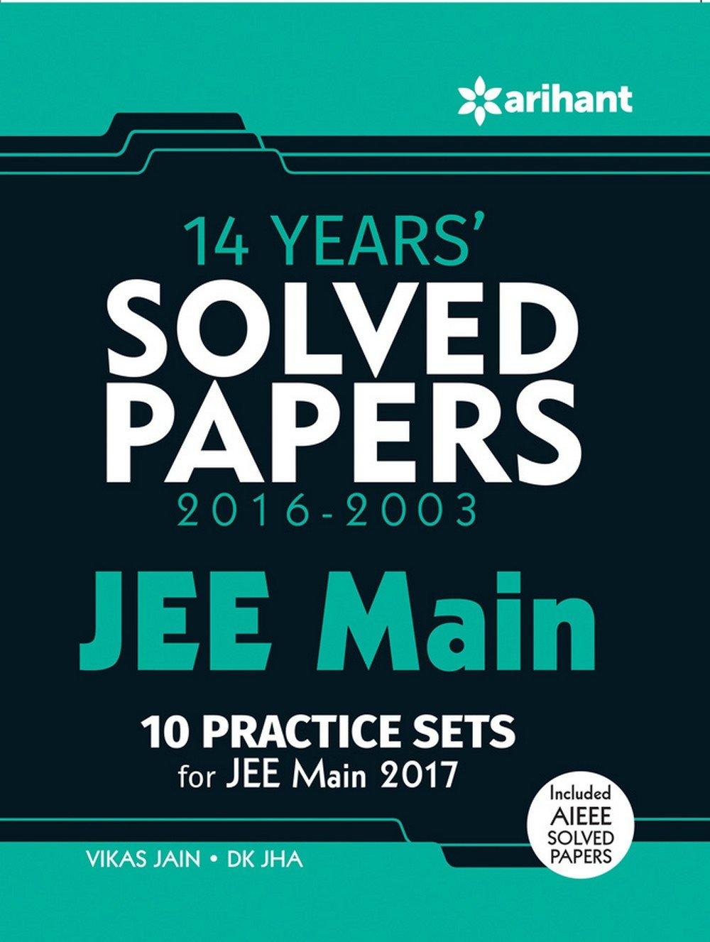 AIEEE LAST 10 YEARS PAPERS EBOOK DOWNLOAD