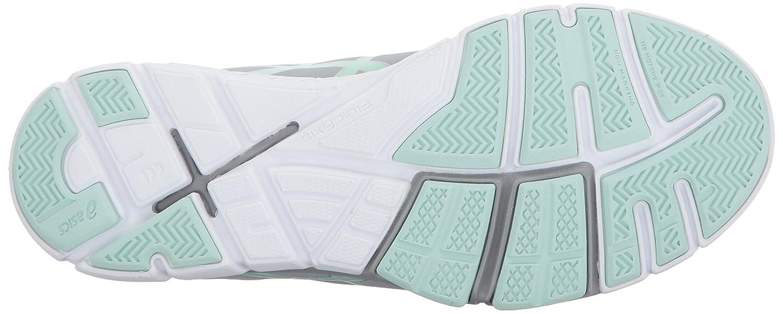 Asics Frauen Gel-Craze TR 4 grau Schuhe, 40 EU, Mid grau 4 Glacier Sea Silber 6d41a7
