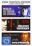 Tödliches Vertrauen / Wehrlos Die Tochter Des Generals / Zivilprozess [3 DVDs]
