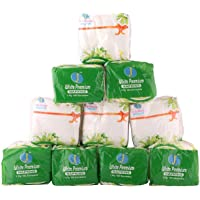 Hygienic Paper Tissue Napkins Square (Pack Of 10)