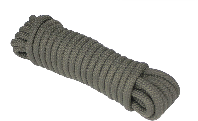 Extreme Max 3008.0352 Red 3//8 x 100 16-Strand Diamond Braid Utility Rope