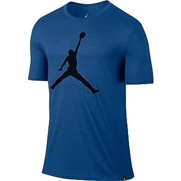 Nike M Jsw tee Iconic Jumpman Logo Camiseta Línea Michael Jordan, Hombre: Amazon.es: Deportes y aire libre