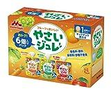森永 フルーツでおいしいやさいジュレ 70g×6袋