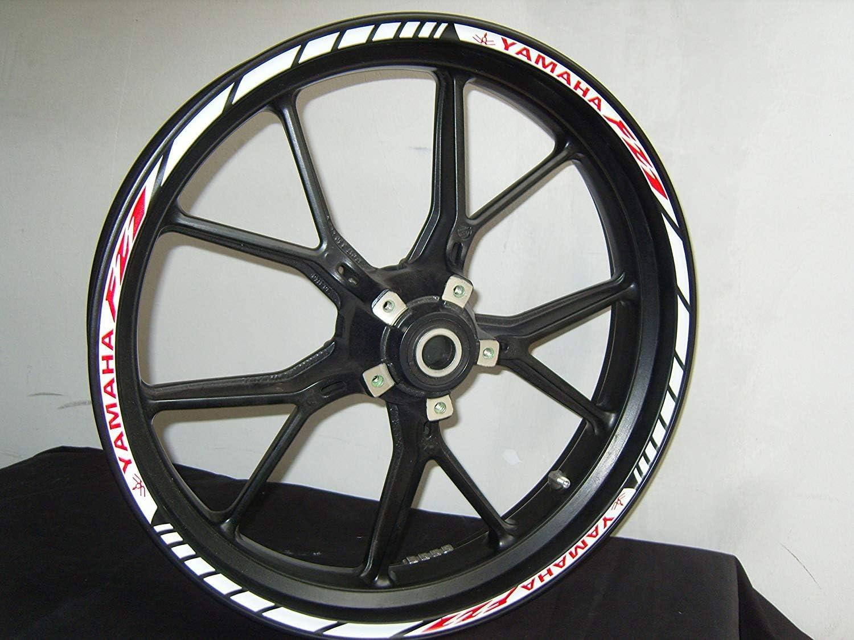 Adesivi ruote per moto Yamaha FZ1