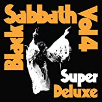 Black Sabbath VOL 4: SUPER DELUXE EDITION 4CD