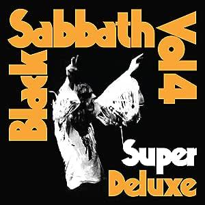 Black Sabbath VOL 4: SUPER DELUXE EDITION 4CD