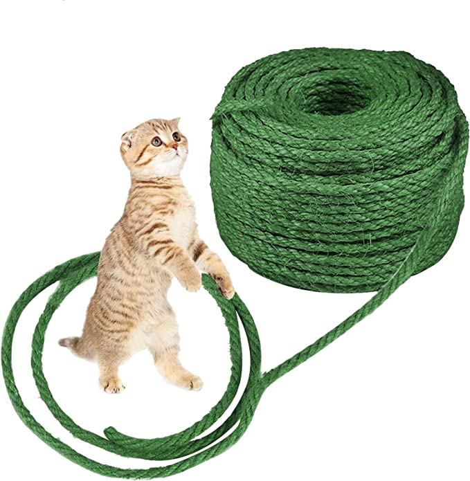 36 mm Synthetic Sisal,Sisal,Sisal For Decking,Garden /& Boating Rope x 5mts