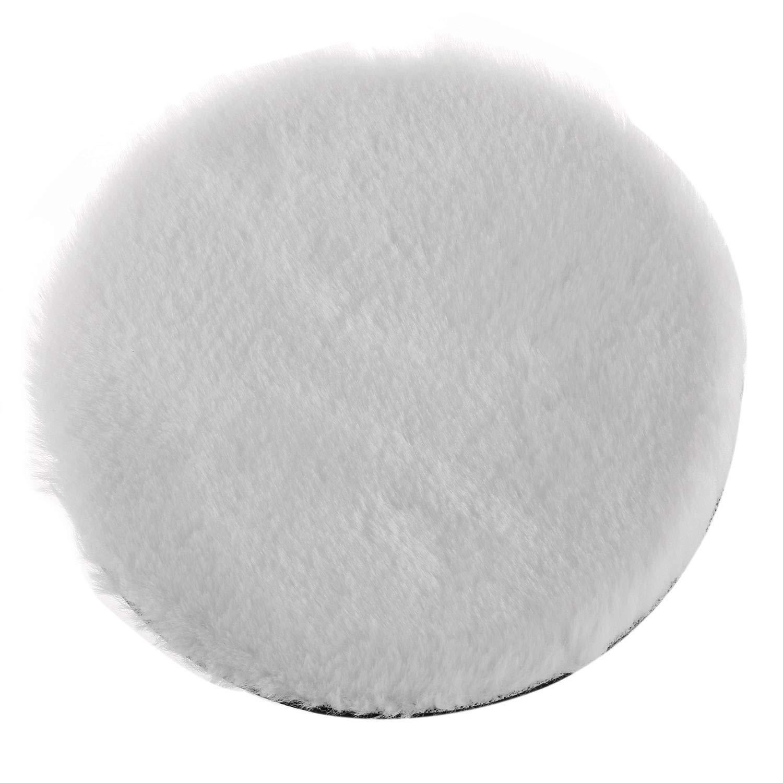 Semoic 11pzs 7 Pulgadas 180mm Esponja de Rejilla Kit de Almohadilla de Pulido de bufer para pulidor de Coche Reino Unido