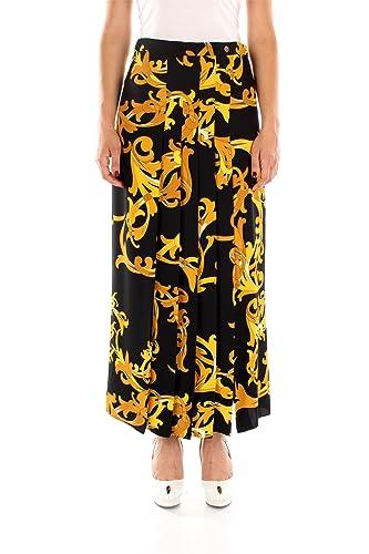 G33997G602303G7100 Versace Collection Faldas Mujer Poliéster Negro