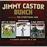 Butt Of Course / Supersound / E-Man Groovin' (Jewel Case)