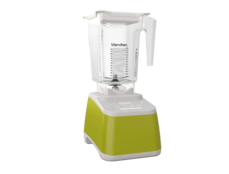 Amazon.com: Blendtec Designer 625 with WildSide Jar, Chartreuse: Kitchen &  Dining
