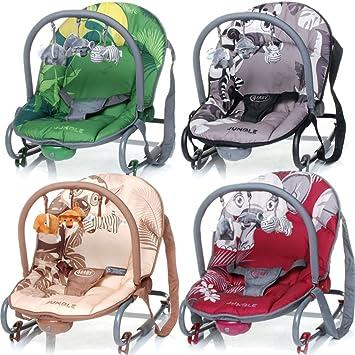 Safety 1st Koala Transat B/éb/é Inclinable Naissance /à 9 Mois Environ Red Campus 9 kg