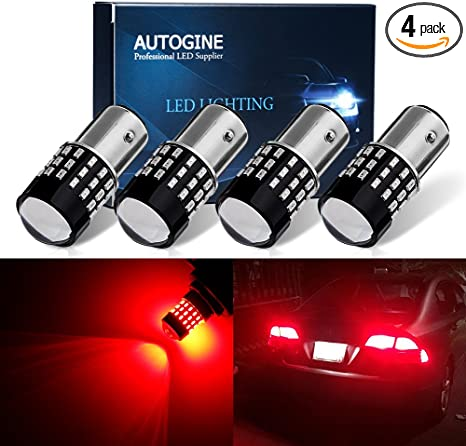 Amazon.com: AUTOGINE 4 X Super brillante 9-30V bombillas LED ...