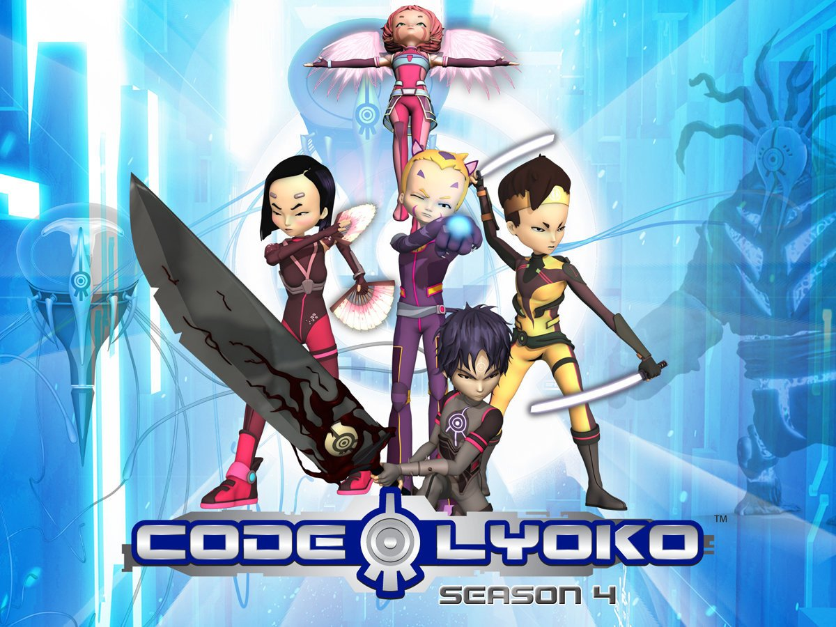 Amazoncom Watch Code Lyoko Season Four Prime Video