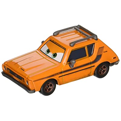 Disney/Pixar Cars 2 Movie Die-Cast Vehicle, Grem #13, 1:55 Scale: Toys & Games