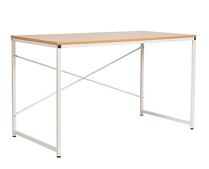 ts-ideen Escritorio de madera mesa de oficina para PC nesa de ...