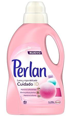 Perlan Cuidado 3D Detergente para Lana y Ropa Delicada - 41 Lavados (1,25 L): Amazon.es: Amazon Pantry