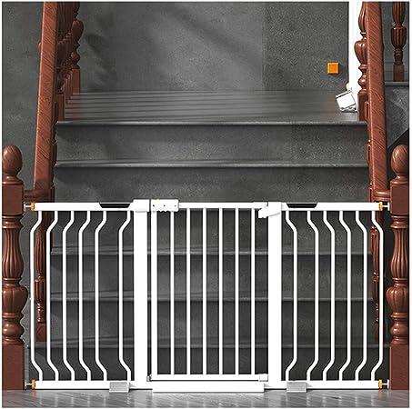 YONGYONG-Guardrail Barreras de Puerta Cerca De Mascotas Cuna Barandilla De Seguridad Puerta De Escalera De Bebé Valla De Seguridad Valla De Bebé Valla De Perro Mascota Barandilla Protección De Cocina: Amazon.es: Hogar