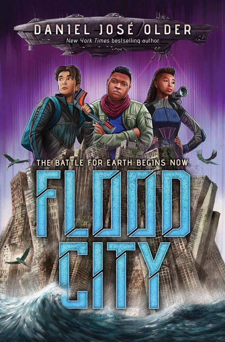 Amazon.com: Flood City (9781338111125): Older, Daniel José: Books