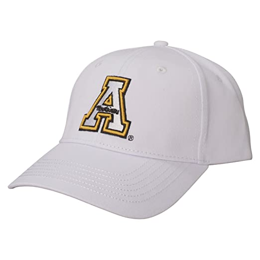 newest e6459 d2596 NCAA Appalachian State Mountaineers Adult Unisex Structured Epic Cap  Adjustable Size