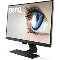 BenQ GW2480 Monitor LED Eye-Care da 24 Pollici, Full HD, 1920 x 1080, HDR, Slim Bezel, Sensore Brightness, HDMI/DP