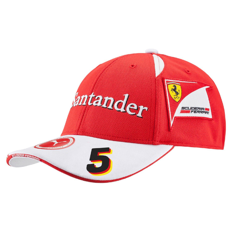 NUEVO. 2016 # 5 de Sebastian Vettel F1 Driver – Gorra, color ...