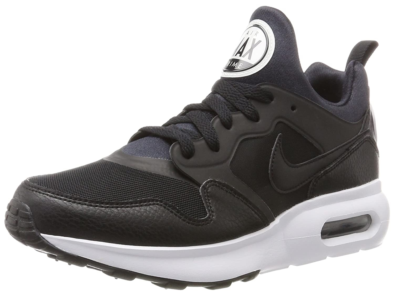 NIKE Men's Air Max Prime Running Shoe B06XRYSS37 7.5 D(M) US|Black/White