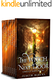 The Witch Next Door Complete Series Omnibus: An Urban Fantasy Action Adventure