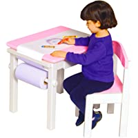 Rosenberry Rooms Guidecraft Art Table And Chair Set