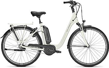 Kalkhoff Agattu 3.B Move Bosch - Bicicleta eléctrica de 500 Wh, 2020, color blanco brillante, tamaño 28