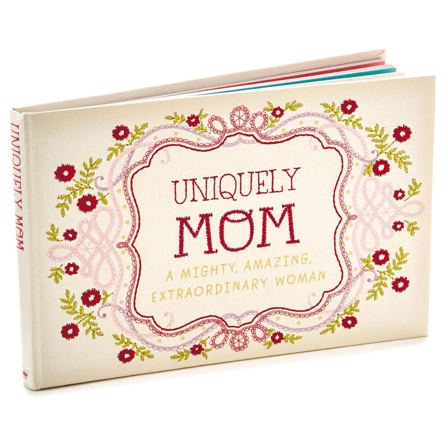 Hallmark Uniquely Mom Gift Book Relationship Books Family & Relationships