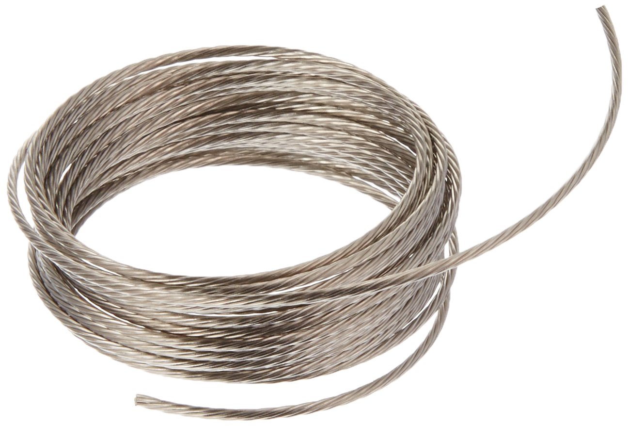 Strong Wire For Hanging Center Ook 50 Ft Aluminum Hobby Wire50176 The Home Depot Amazon Com 9 Size 100 Lbs Improvement Rh Building Damage Wires Green