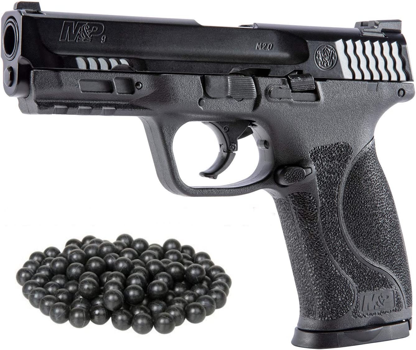 HSA PACKAGE T4E S&W M&P9 M2 .43cal Co2 Paintball Pistol