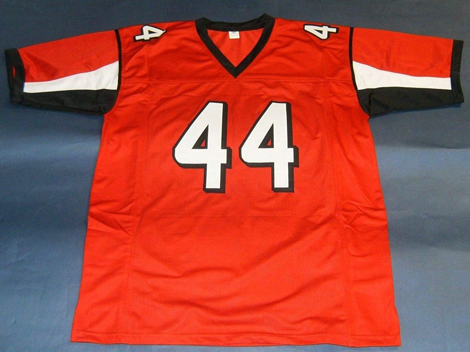 Hot VIC BEASLEY JR AUTOGRAPHED ATLANTA FALCONS JERSEY JSA at Amazon's  for cheap