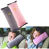 BeatlGem 2pcs Auto Pillow Cinturón de Seguridad