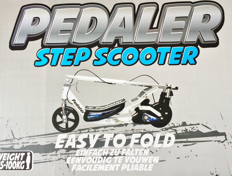 Riya) pedaler Step Scooter Pedal Roller City Roller ...