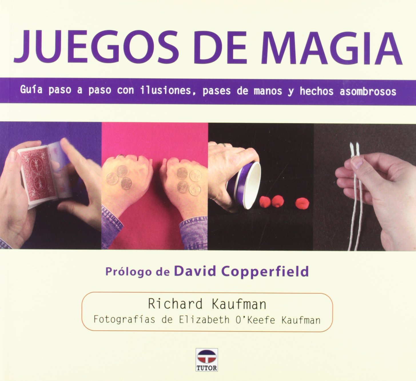 Juegos de magia / Magic games (Spanish Edition)