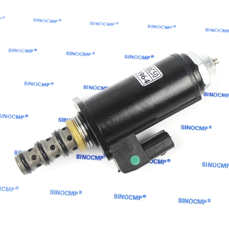 KDRDE5K-31/30C50-140 Solenoid Valve - SINOCMP Hydraulic Pump
