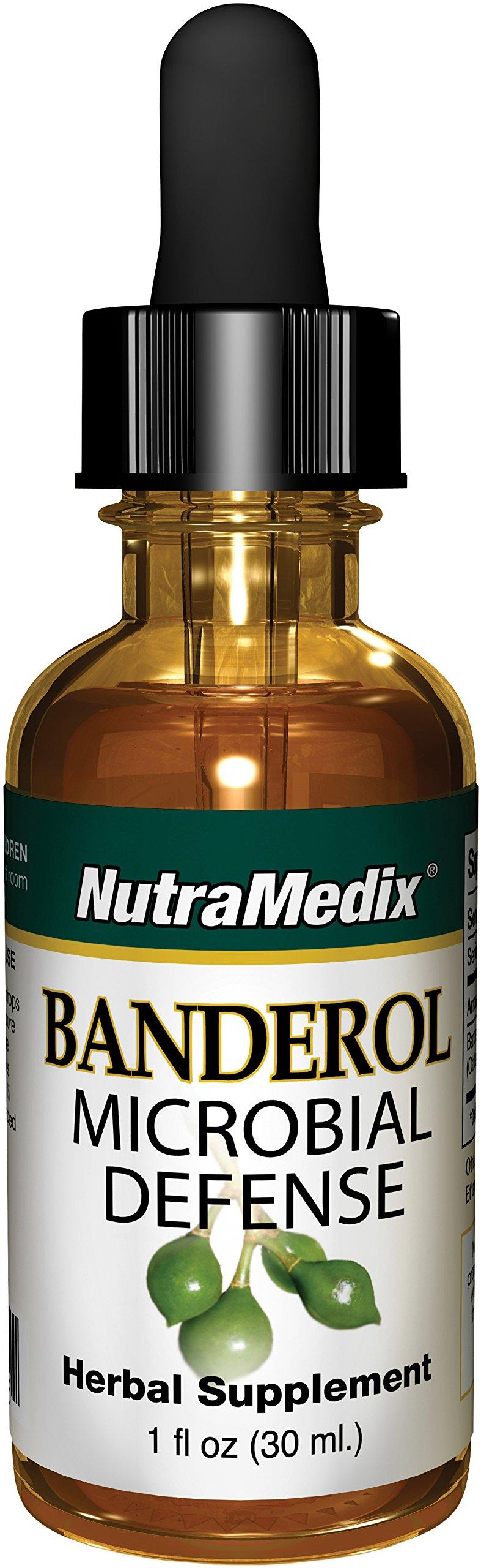 Nutramedix - Banderol Microbial Defense, 1 oz. (30 ml)
