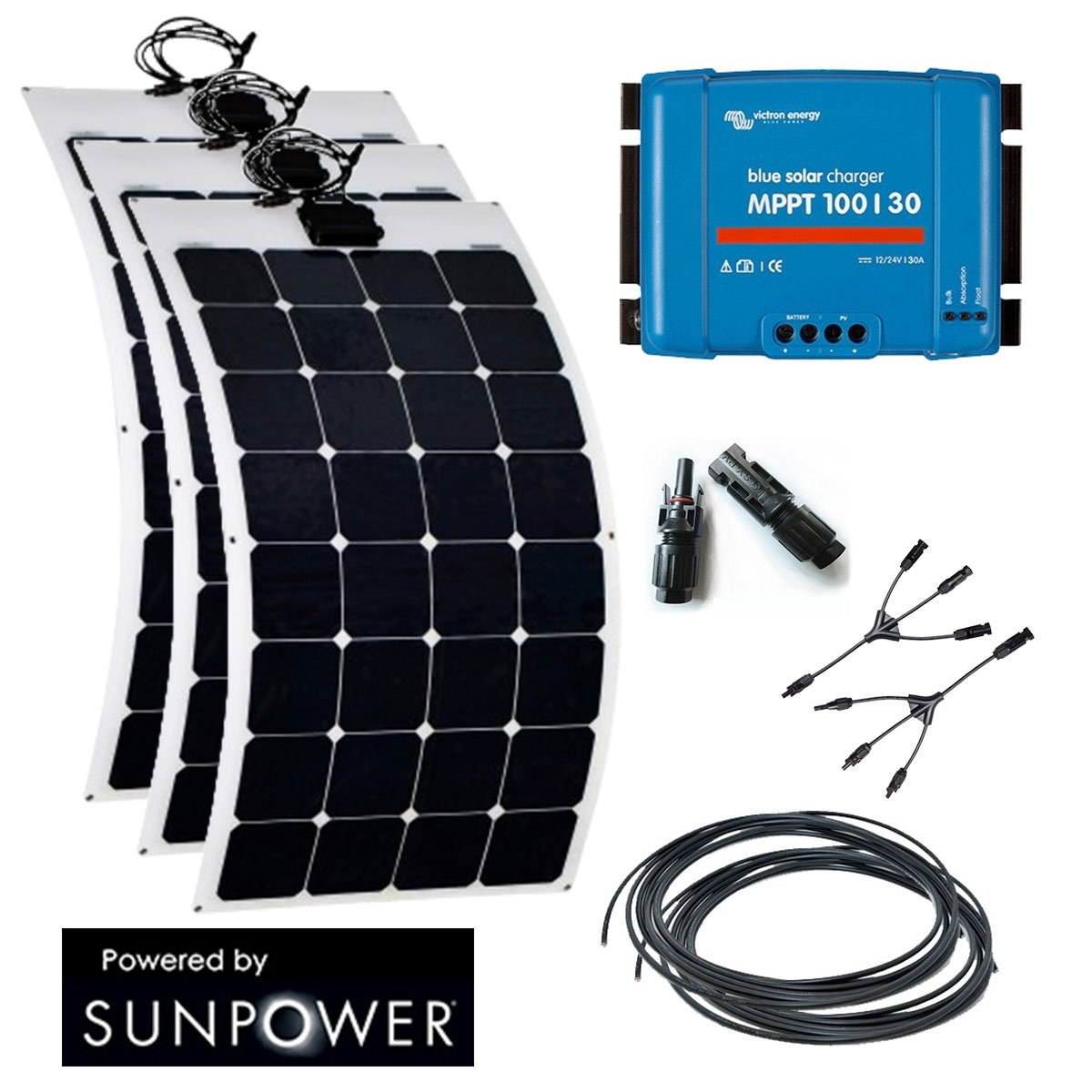 Solar 300w semi FLEX Wohnmobil, Boot