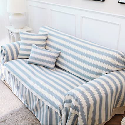 Amazon.com: YANGYAYA Surefit Sofa slipcovers 1-Piece,Striped ...