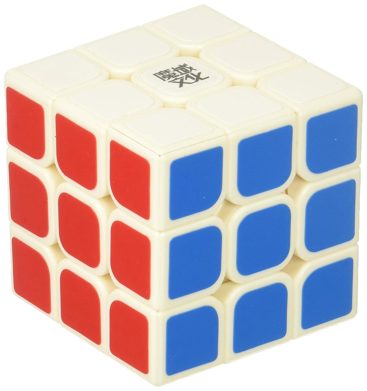 YJ Moyu Aolong 3x3x3 Speed Cube Puzzle . White MY ALW