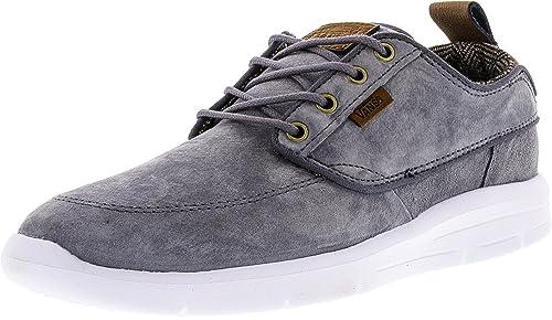21968429be072f Vans Brigata Lite S and L Black White Ankle-High Skateboarding Shoe - 8.5
