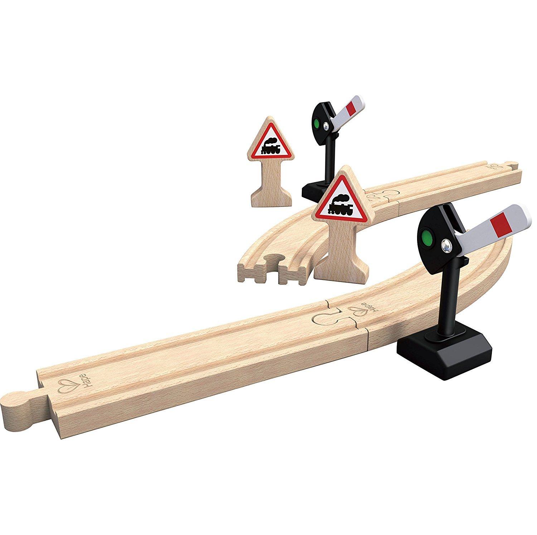 Hape Kids Wooden Railway Signals and Tracks Hape Inc E3724
