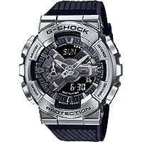 Casio Men's Analogue-Digital Quartz Watch with Plastic Strap GM-110-1AER