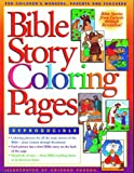 Bible Story Coloring Pages 1 (Coloring Books)
