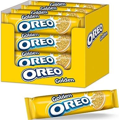 Oreo - Pack de bocadillos para bocadillos Dorado 16 unidades ...
