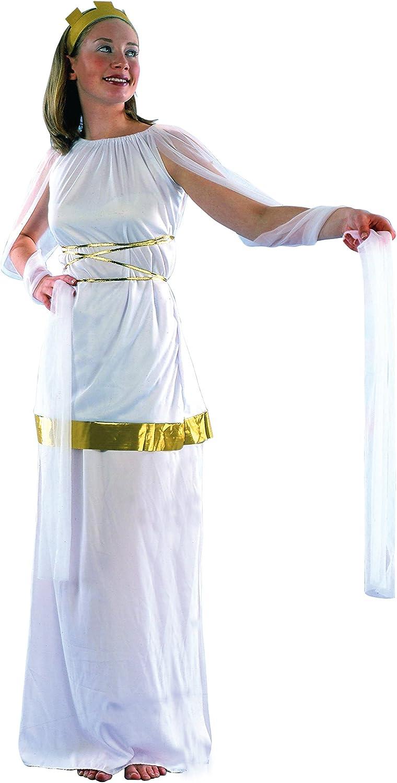 FIORI PAOLO – Poppea Antica romana disfraz mujer adulto Womens ...